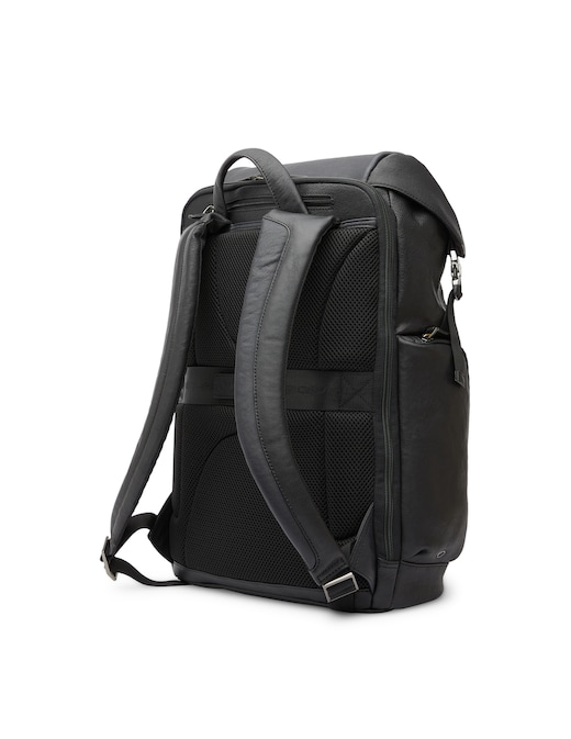 rinascente Piquadro Computer, fast-check backpack with tablet compartment