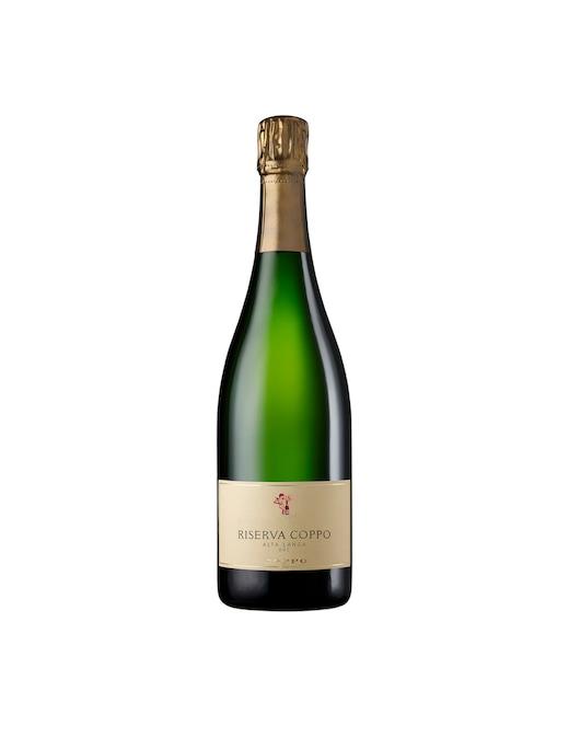 """rinascente Coppo Sparkling wine """"Riserva Coppo"""" Alta Langa - 2011"""