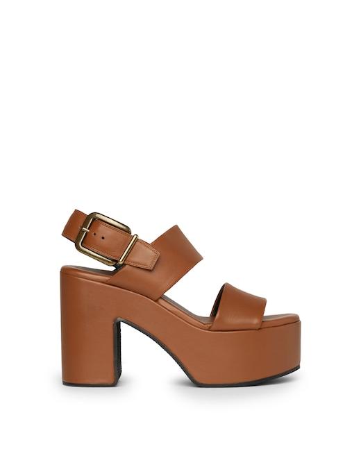 rinascente Dries Van Noten Plateau sandals
