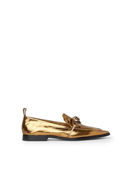 rinascente Dries Van Noten Chain loafers