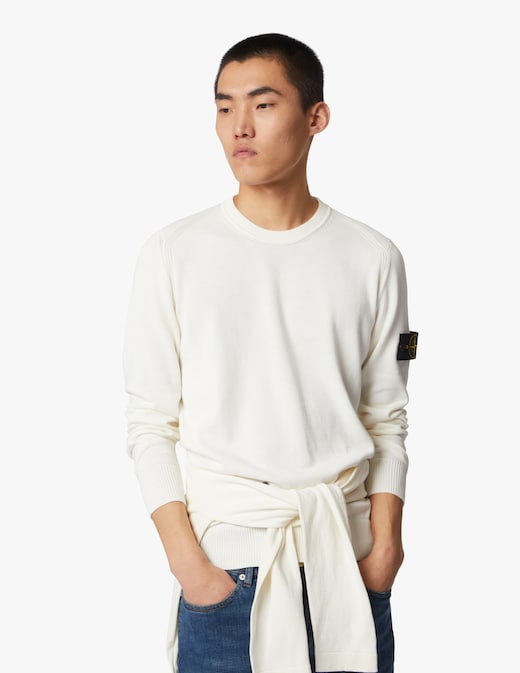 rinascente Stone Island Plain colour Cotton Knitwear