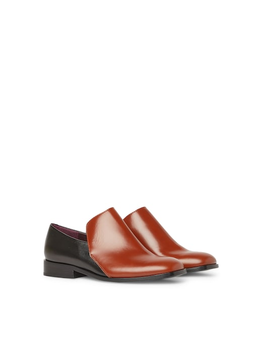 rinascente Dries Van Noten Leather loafers
