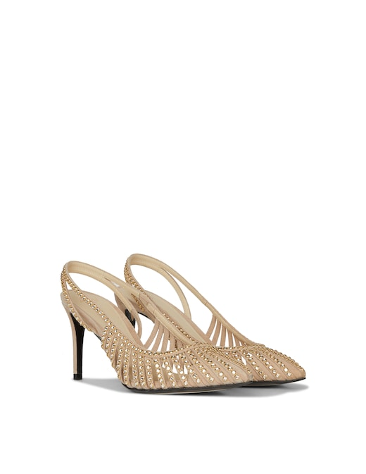 rinascente Alevì Iside 80 Look high heel shoes