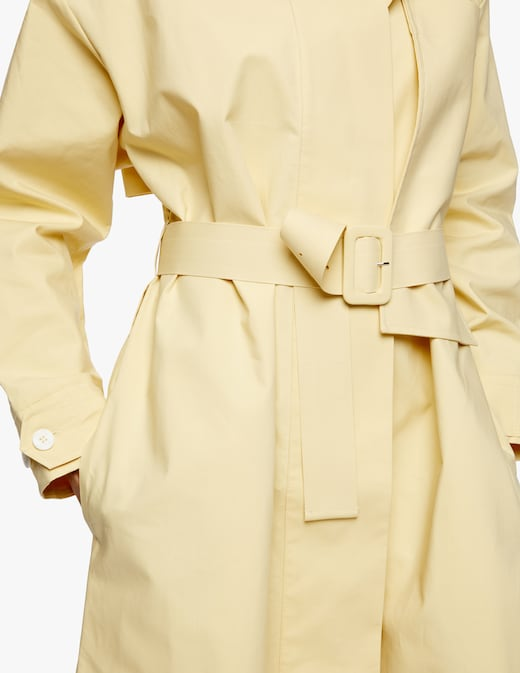 rinascente Jacquemus Cappotto camiseto in cotone
