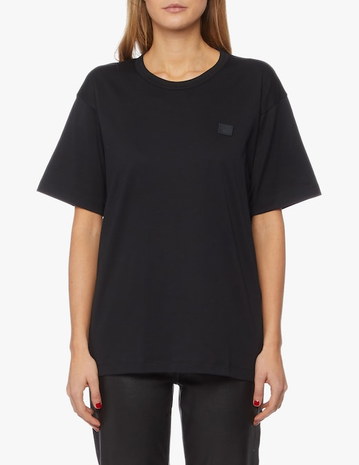 rinascente Acne Studios T-shirt in cotone
