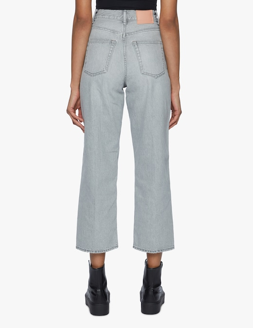 rinascente Acne Studios Jeans a gamba larga
