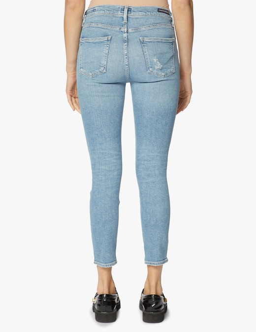 rinascente Citizens of Humanity Rocket crop jeans