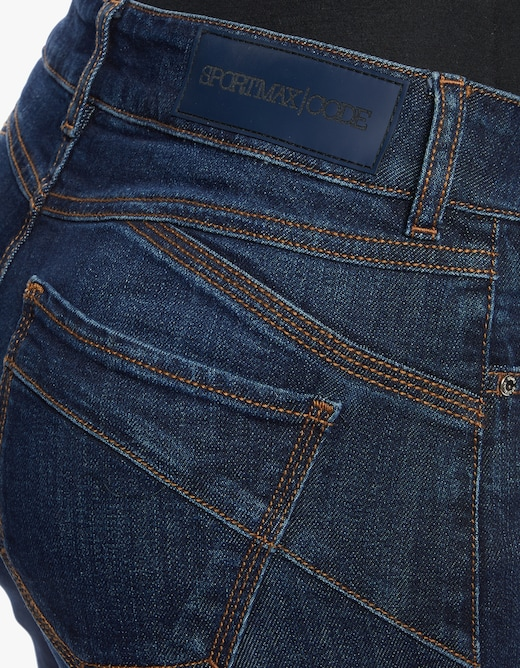 rinascente Sportmax Code Jeans crop Verna