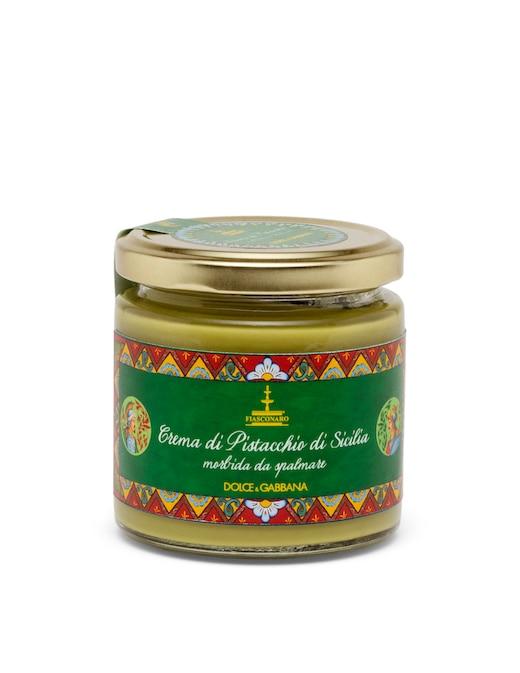 rinascente Dolce & Gabbana Crema di pistacchio di Sicilia morbida da spalmare
