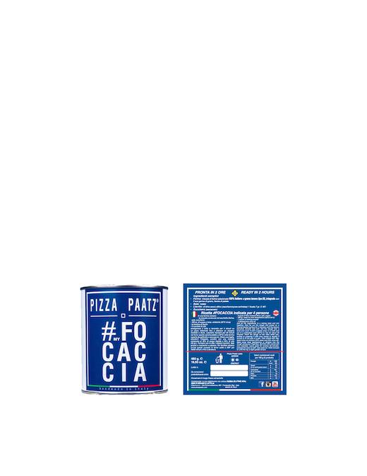 rinascente Cierre di Cremonesi e Rossi Pizza Paatz focaccia