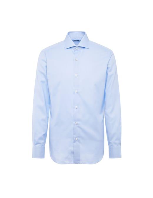rinascente Barba Napoli Camicia slim in puro cotone