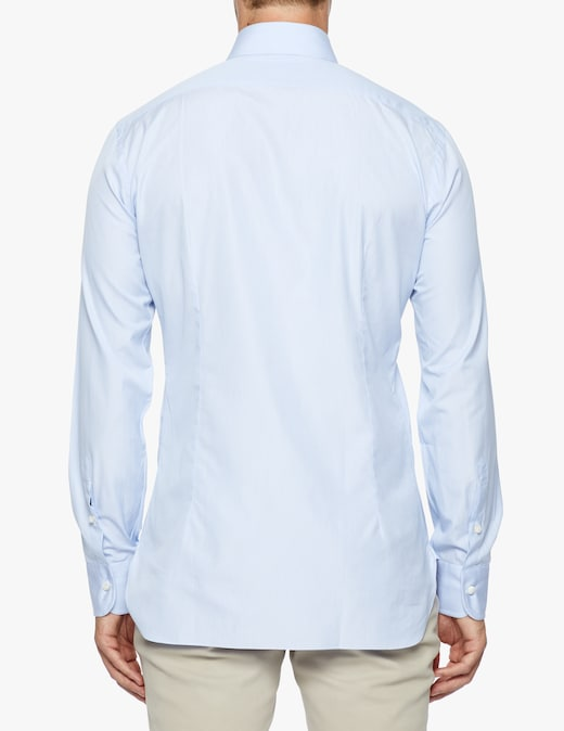 rinascente Barba Napoli Needlecord Slim Shirt