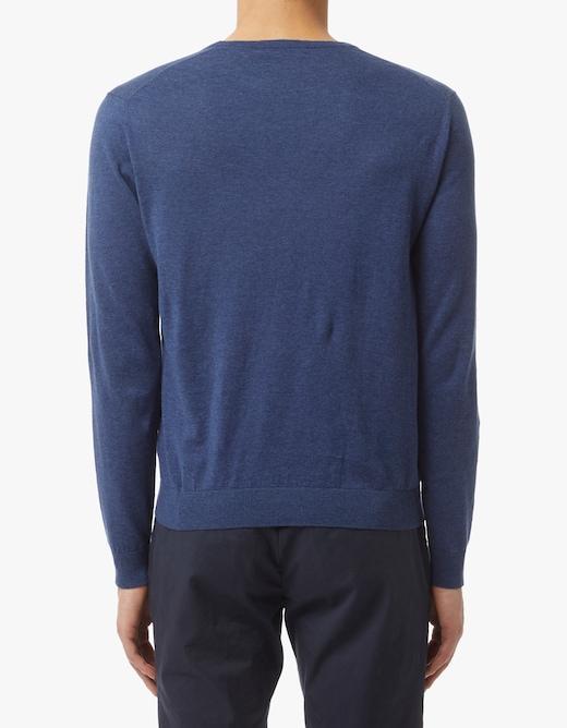 rinascente M-Wear Crewneck cotton and linen jumper