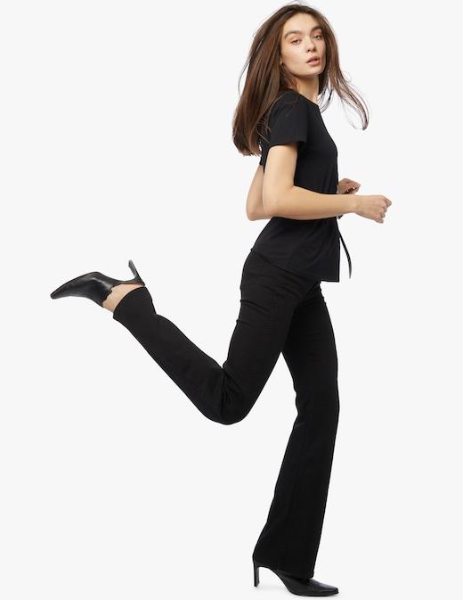 rinascente Rag & Bone Nina high-rise flare jeans