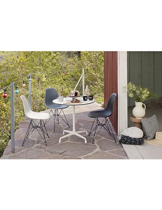 rinascente Vitra Eames Plastic Chair DSR