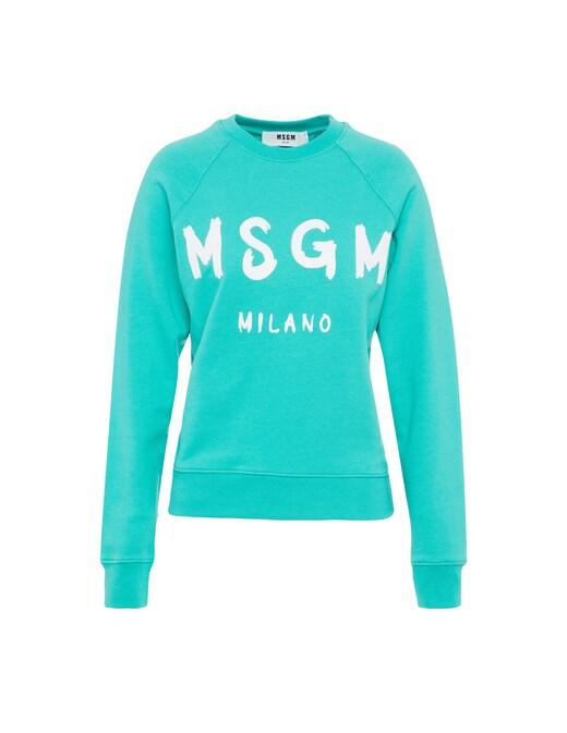 rinascente MSGM Logo sweatshirt