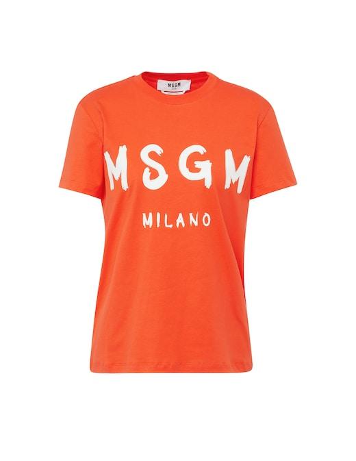 rinascente MSGM Logo t-shirt