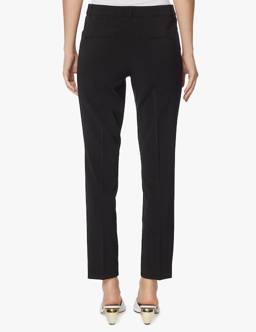 rinascente Marella Lampone slim-fit trousers