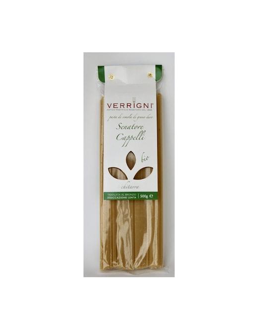 rinascente Antico Pastificio Rosetano Organic durum wheat spaghetti Senatore Cappelli