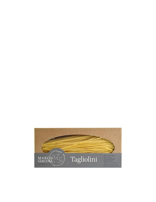 rinascente Marco Giacosa Tagliolini - specialità gastronomica all'uovo