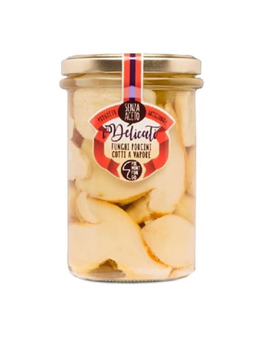 rinascente Piemont Fungo Carpaccio of Porcini Mushrooms in Olive Oil