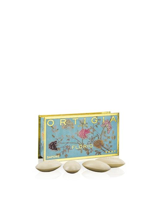 rinascente Ortigia Florio soap 40 gr x 4