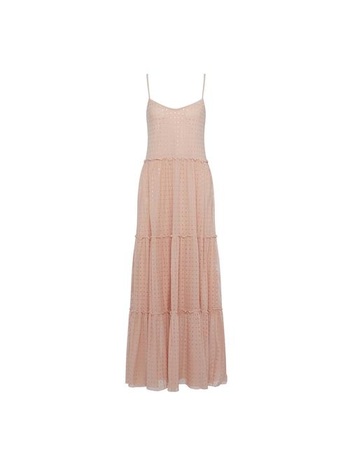 rinascente Fisico Flounces beach dress