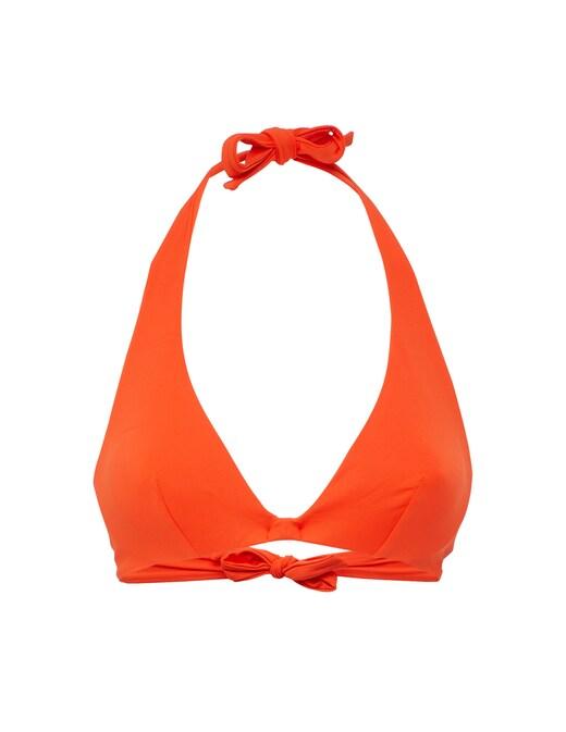 rinascente Fisico Bikini top with handkerchief