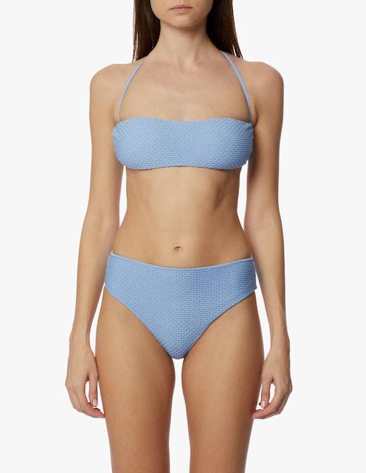 rinascente Fisico Banded bikini top