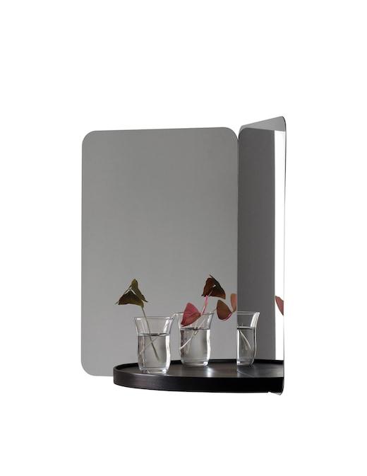 rinascente Artek 124° Mirror mensola frassino media