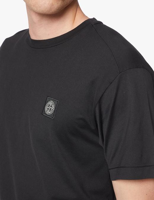rinascente Stone Island Patch short sleeve t-shirt