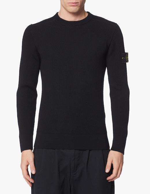 rinascente Stone Island Ribber roundneck sweater