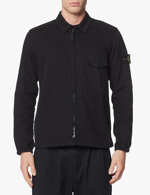 rinascente Stone Island Camicia overshirt zip
