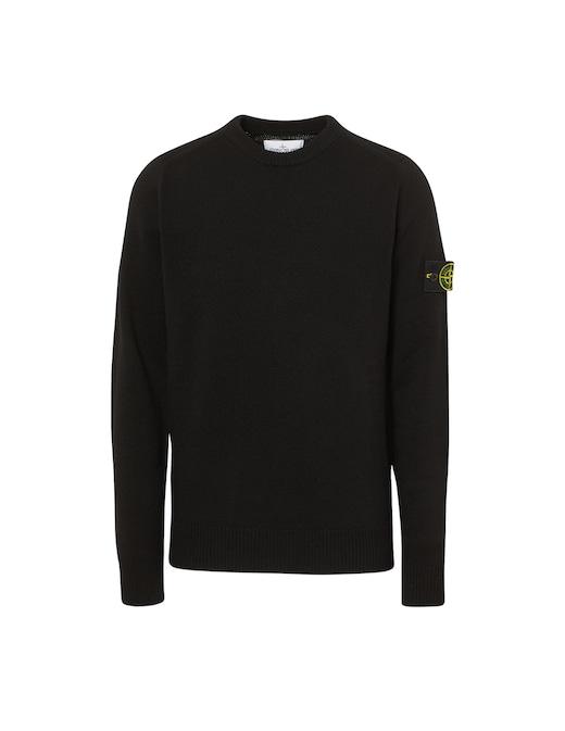 rinascente Stone Island Lambwool roundneck sweater