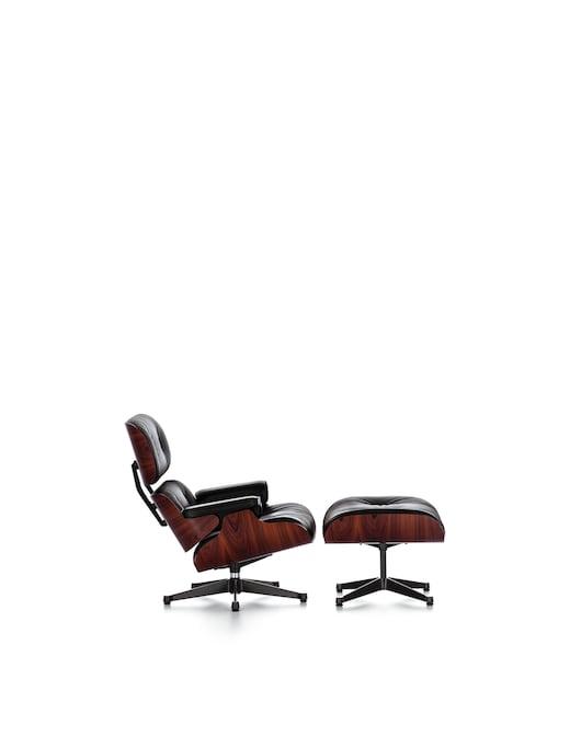 rinascente Vitra Lounge Chair & Ottoman