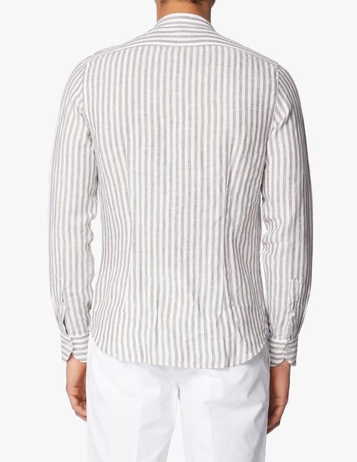 rinascente Xacus Guru linen shirt
