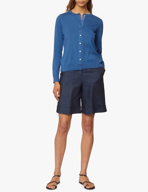 rinascente Rinascente Collection Long sleeve cotton cardigan