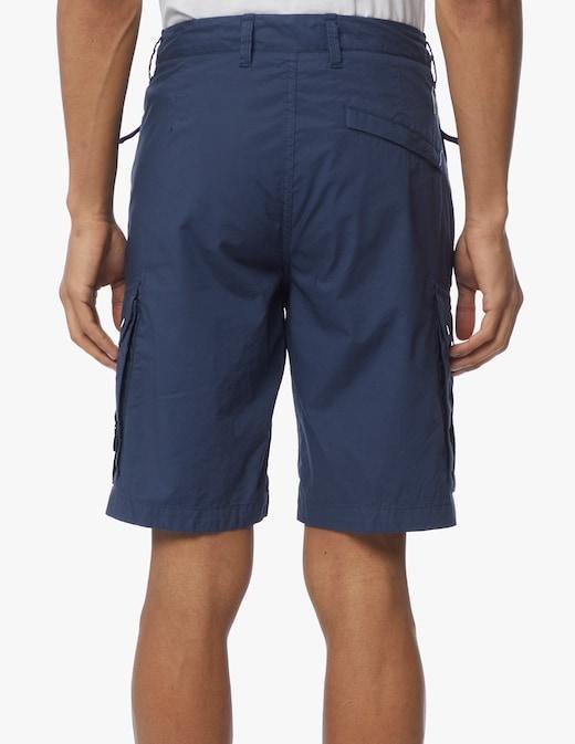 rinascente Stone Island Pantaloni corti tela parch stretch
