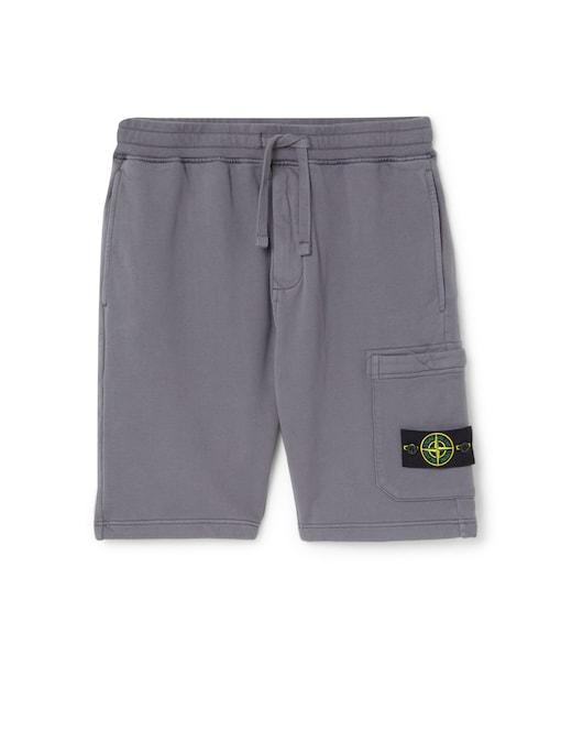 rinascente Stone Island Pantaloni tuta corti basic