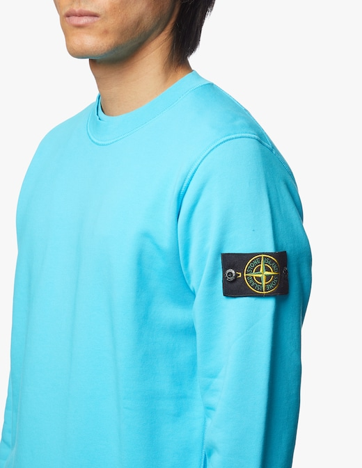 rinascente Stone Island Basic roundneck sweatshirt