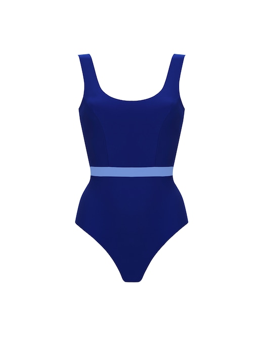 rinascente Be Popsy Positive Energy one-piece swimsuit
