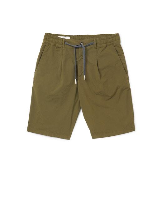 rinascente Cruna Pantalone corto in cotone leggero