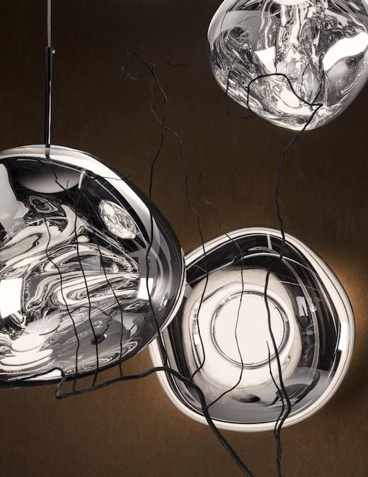 rinascente Tom Dixon Melt LED pendant lamp