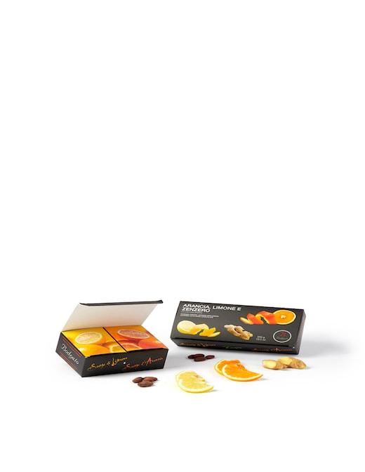 rinascente Bodrato Italian Orange And Lemon Peels Candied