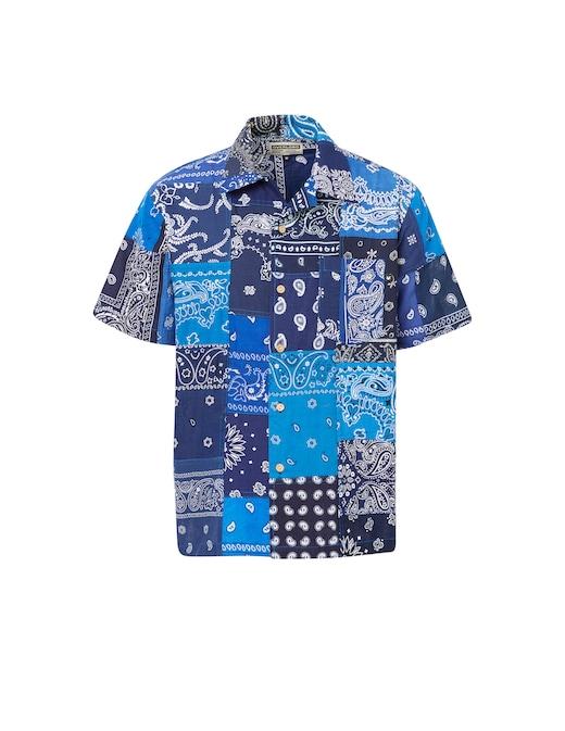 rinascente Overlord Bandana short sleeve shirt