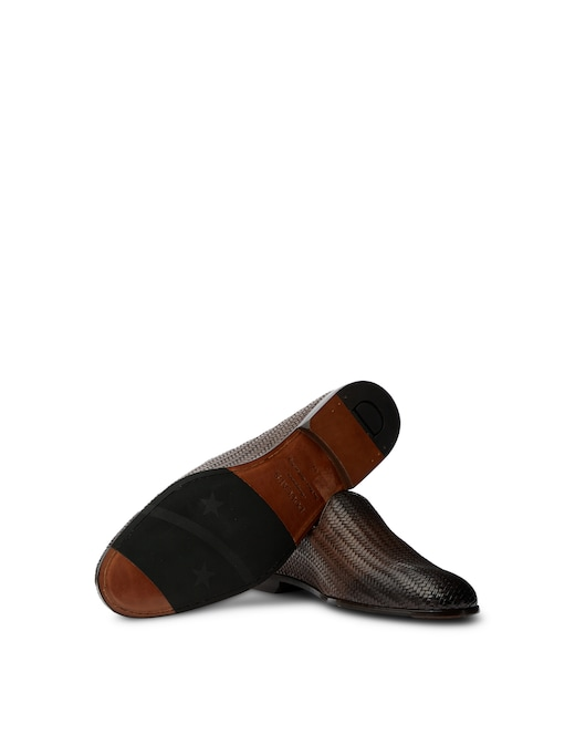 rinascente Doucal's Slipper con intreccio