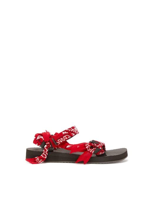 rinascente Arizona Love Bandana trekky flat sandals