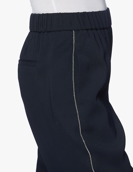 rinascente Peserico Pantalone morbido in lana