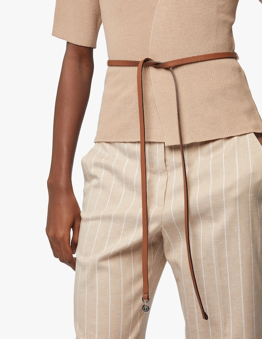 rinascente Peserico Cotton yarn cardigan