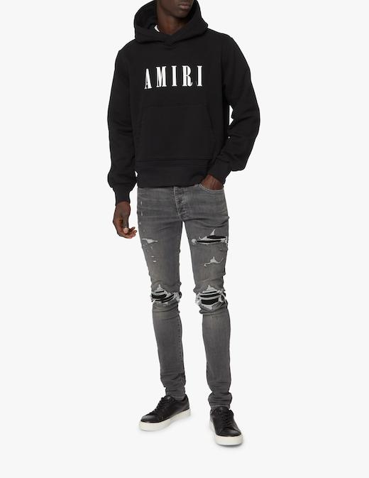 rinascente Amiri Skinny jeans mx1 suede jean
